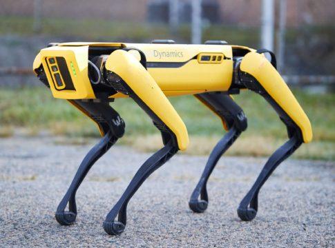 Spot di Boston Dynamics