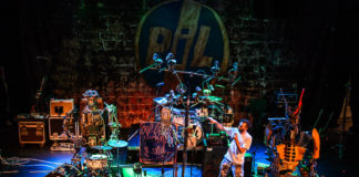 One Love Machine Band. Credits: docks.ch