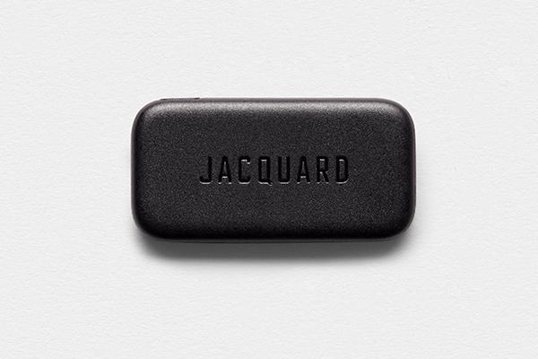 Il tag Jacquard. Credits: wired.it