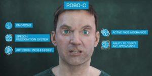 Promobot annuncia robot più umani