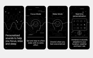 L'App di Endel e le sue caratteristiche