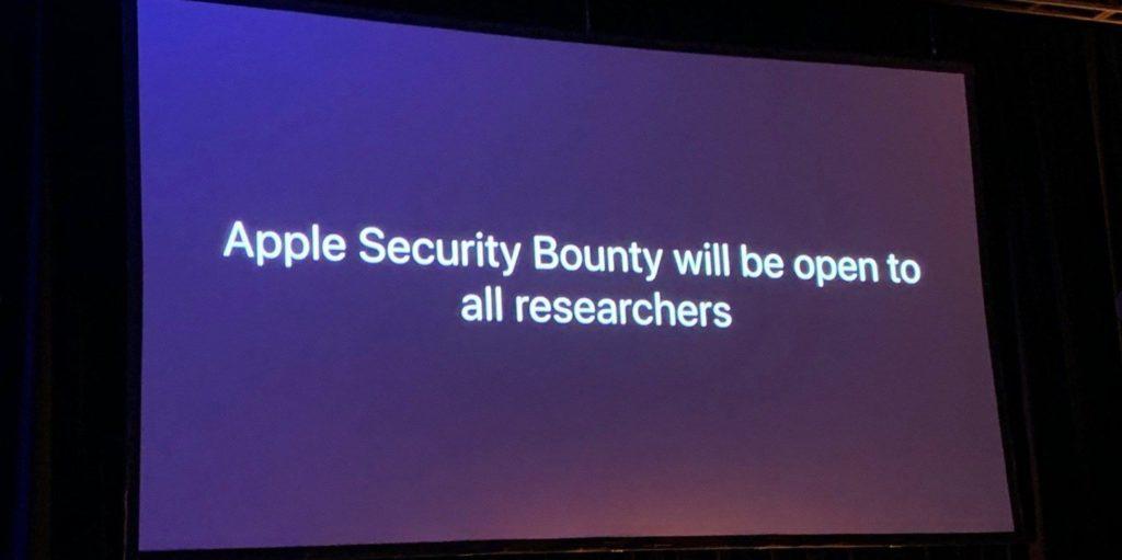 Il programma Apple Bug Bounty è stato esteso a tutti. Credits: tuttotech.net