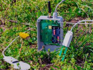 Alcuni sensori usati dal progetto iXemWine
