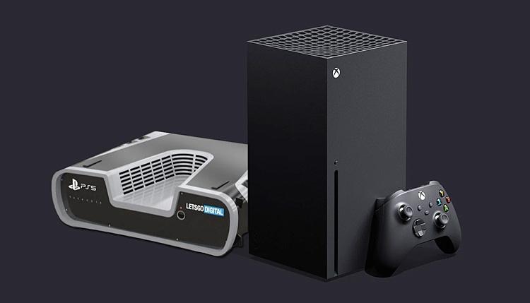 Xbox Series X e PS5. Probabili design a confronto