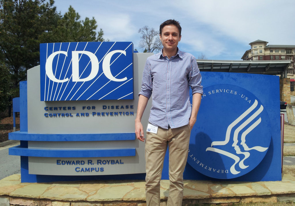 James Vaughan parla al CDC riguardo Plague Inc.