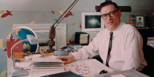 Isaac Asimov: il centenario di un visionario