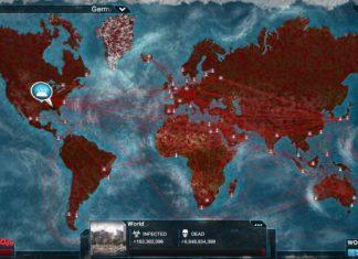 Plague Inc., il gioco realistico riguardo l'espansione delle malattie