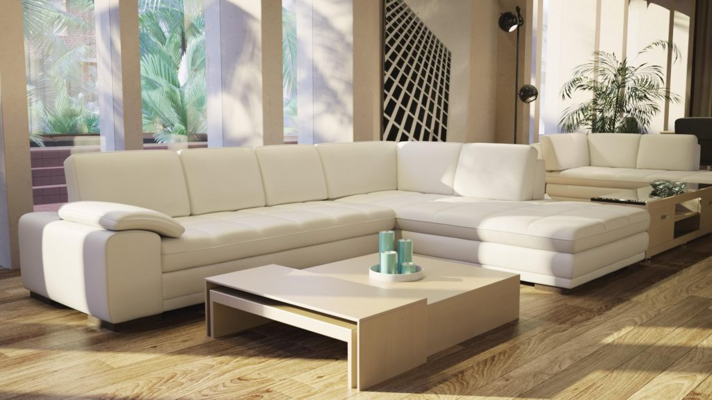 Un esempio di rendering ray tracing, utilizzato in gran misura dai designer. Credits: blogs.nvidia.com
