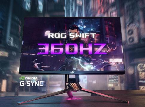 Rog Swift 360hz