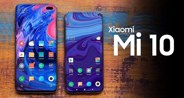 Nuovi Xiaomi Mi 10 e Mi 10 Pro