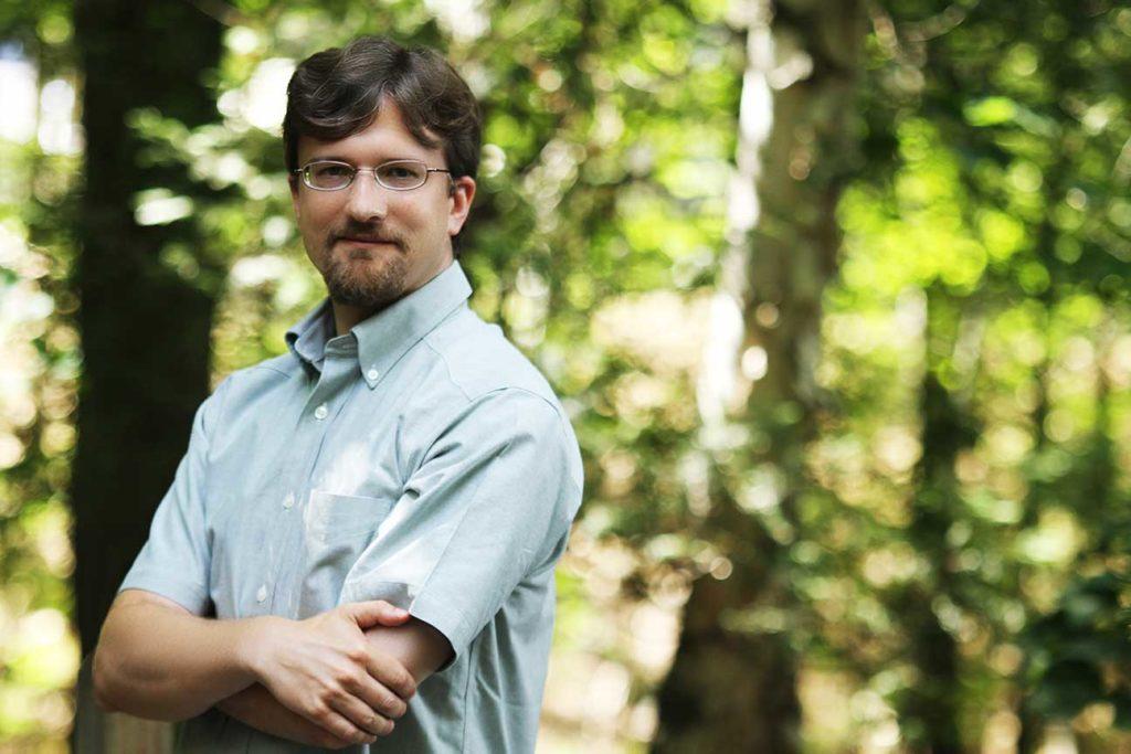 Il professor Kevin Hamlen, uno dei ricercatori che sta sviluppando DEEP-Dig