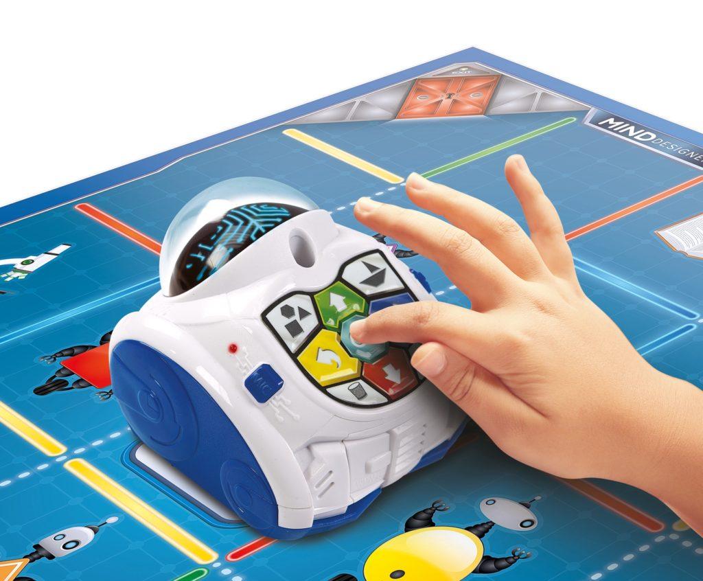 Robot fai da te per bambini - Mind Deisgner