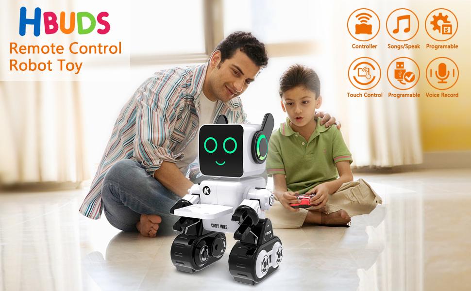 Robot per bambini fai da te - Robotica per bambini - Hbuds