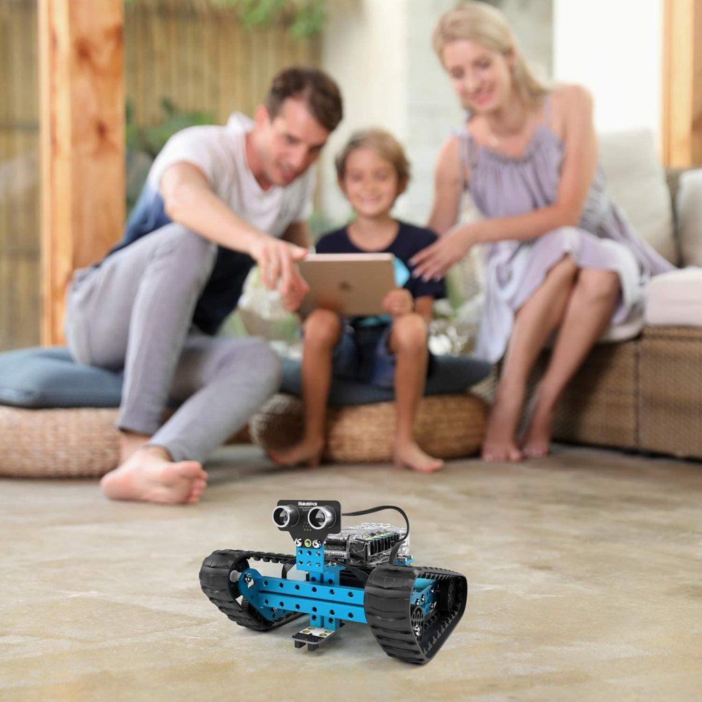 Robot fai da te per bambini - mBot Ranger