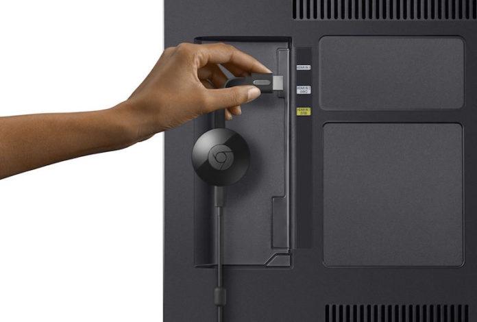 Trasformare TV in Smart TV - Google Chromecast