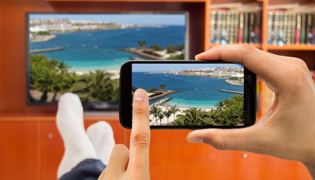 Trasformare TV in Smart TV