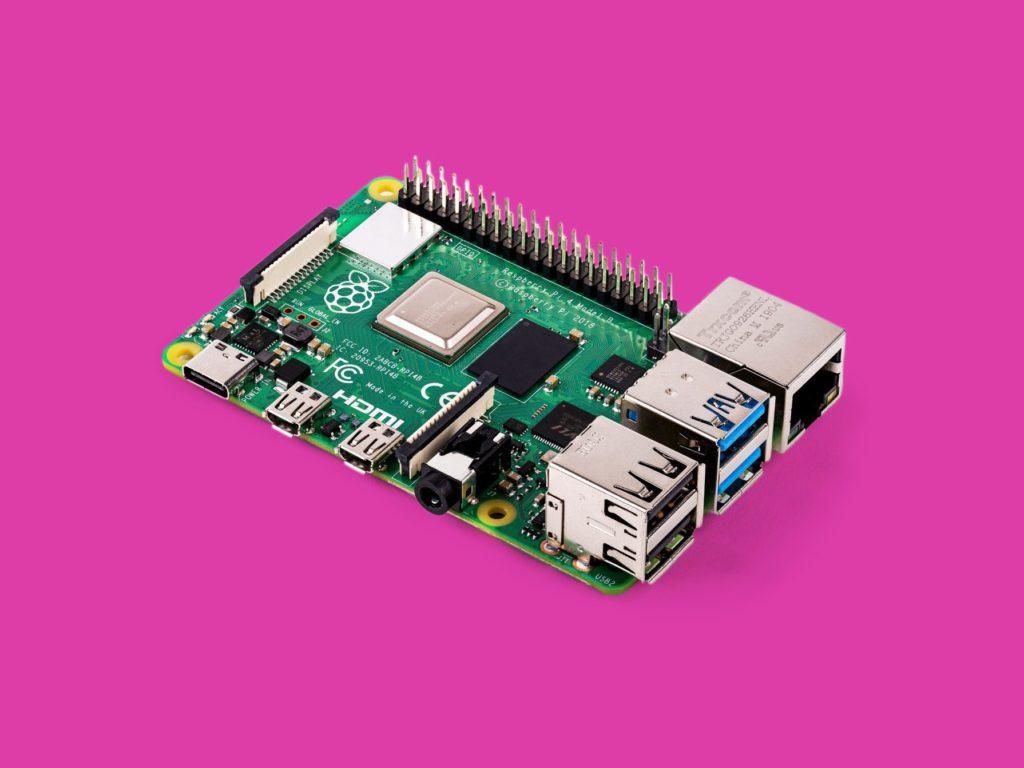 Trasformare TV in Smart TV - Rasberry Pi