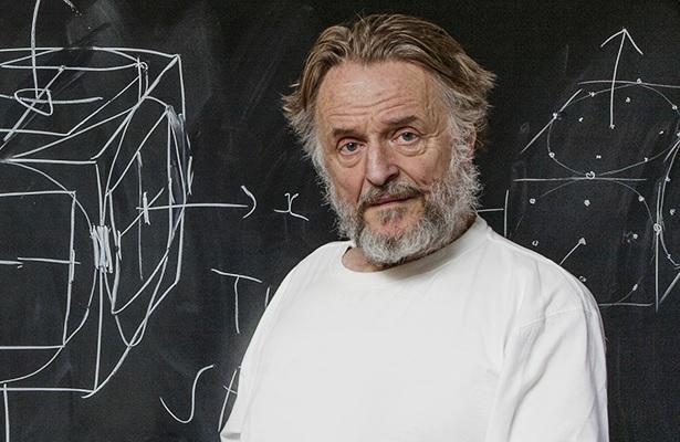 Il matematico John Conway. Credits: repubblica.it