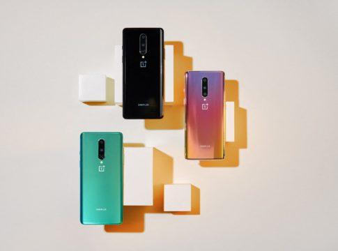OnePlus 8 OnePlus 8 Pro