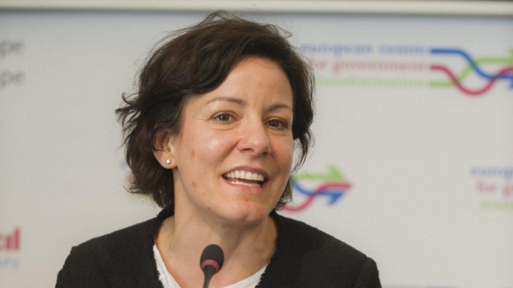 Paola Pisano,ministro per l'innovazione tecnologica e la digitalizzazione
