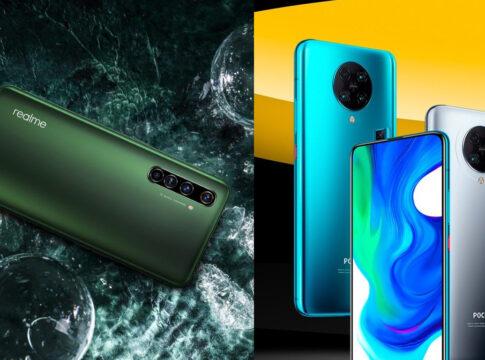 Realme X50 Pro POCO F2 Pro