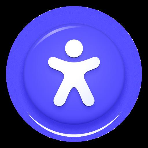"""Il logo dell'app """"Immuni"""". Credits: Immuni App - Presidenza del Consiglio dei Ministri"""