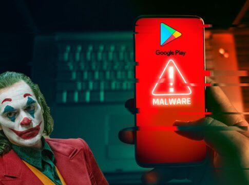 Malware Joker colpisce 10 app vulnerabili
