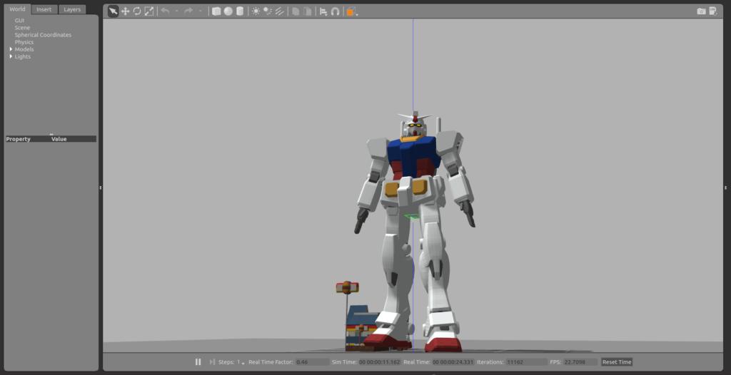 Modello 3D scaricabile dal progetto della GCC