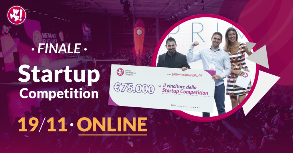finaliste Startup Competition WMF