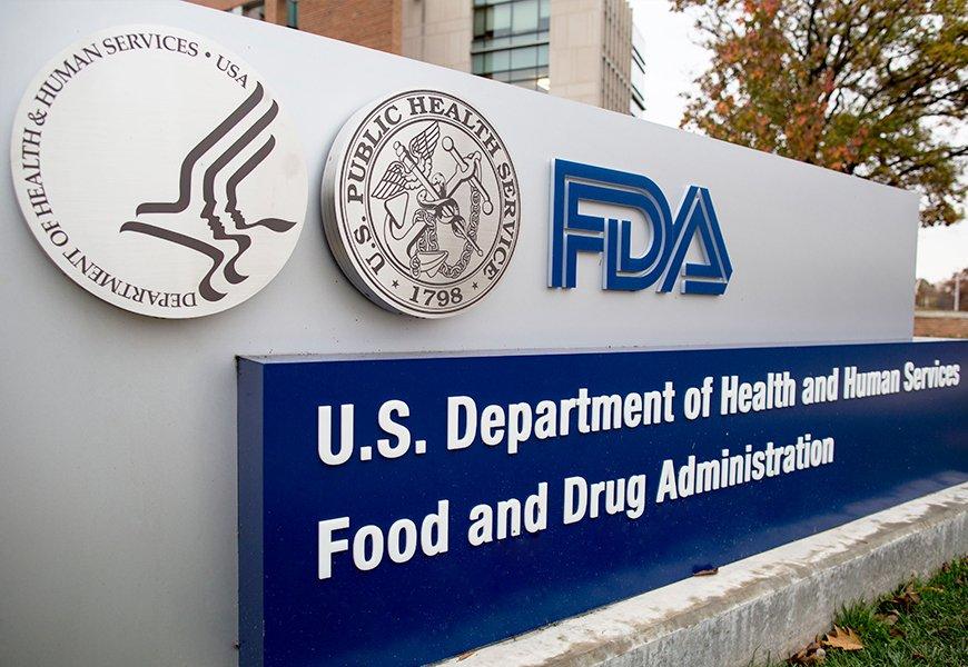 FDA, l'ente governativo americano che regola la messa in commercio di dispositivi medici e cibi. L'ente ha approvato Nightware, l'app per smartwatch che combatte gli incubi. Credits: Export America