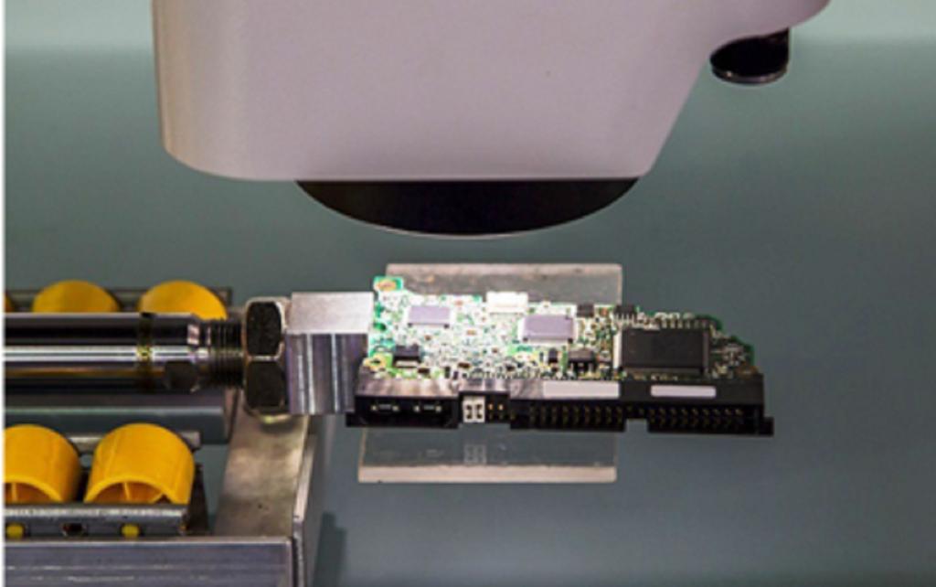 Come è fatto un circuito stampato