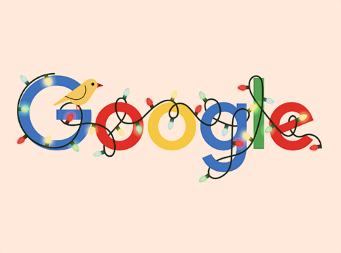 Il doodle Google December Global Holidays. Credits: iO Donna