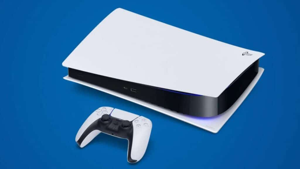 La tanto attesa Playstation 5. Credits: Everyeye