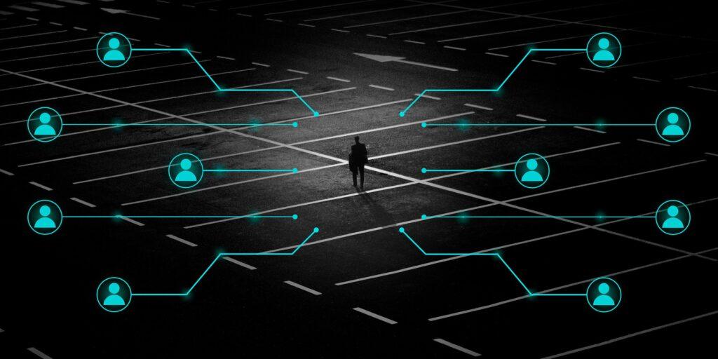 L'importanza della privacy: gli smartphone come veicolo di raccolta di dati digitali.