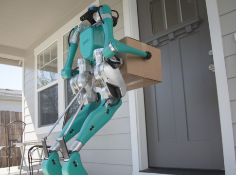 Digit Ford Robot Agility Robotics