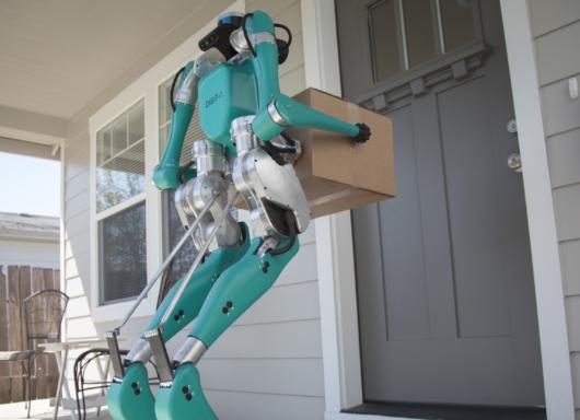 Digit: Ford ci consegna il futuro insieme ad Agility Robotics