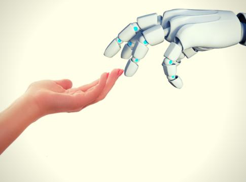 Robot accesa scintilla empatia