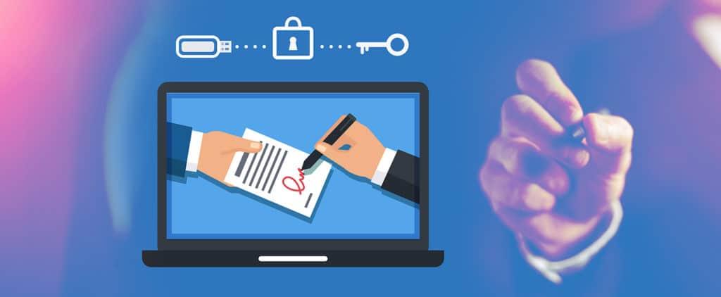 La firma digitale può essere usata per ottenere lo SPID e l'identità digitale. Fonte: Il Quotidiano Giuridico