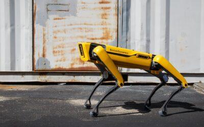 Zeus, il robot della Boston Dynamics che lavora per SpaceX
