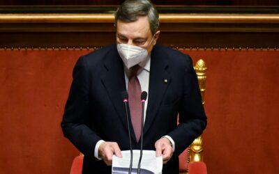 Governo Draghi: nasce il Comitato per la transizione digitale