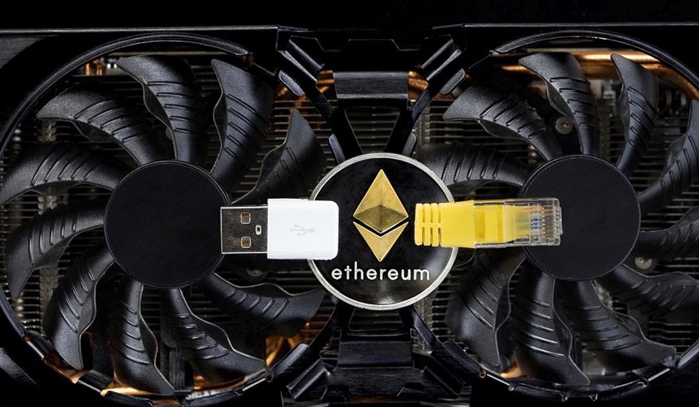 La crescita esponenziale di Ethereum ha portato con sé una corsa all'acquisto delle GPU.