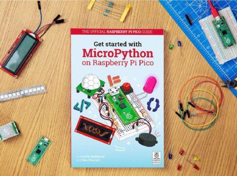 Raspberry Pi Pico microcontrollore