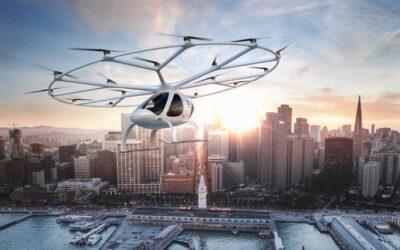 Volkswagen punta al cielo: le auto volanti solcheranno le città cinesi