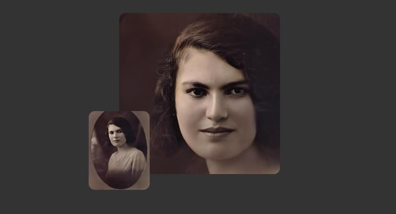 MyHeritage Deep Nostalgia animare foto