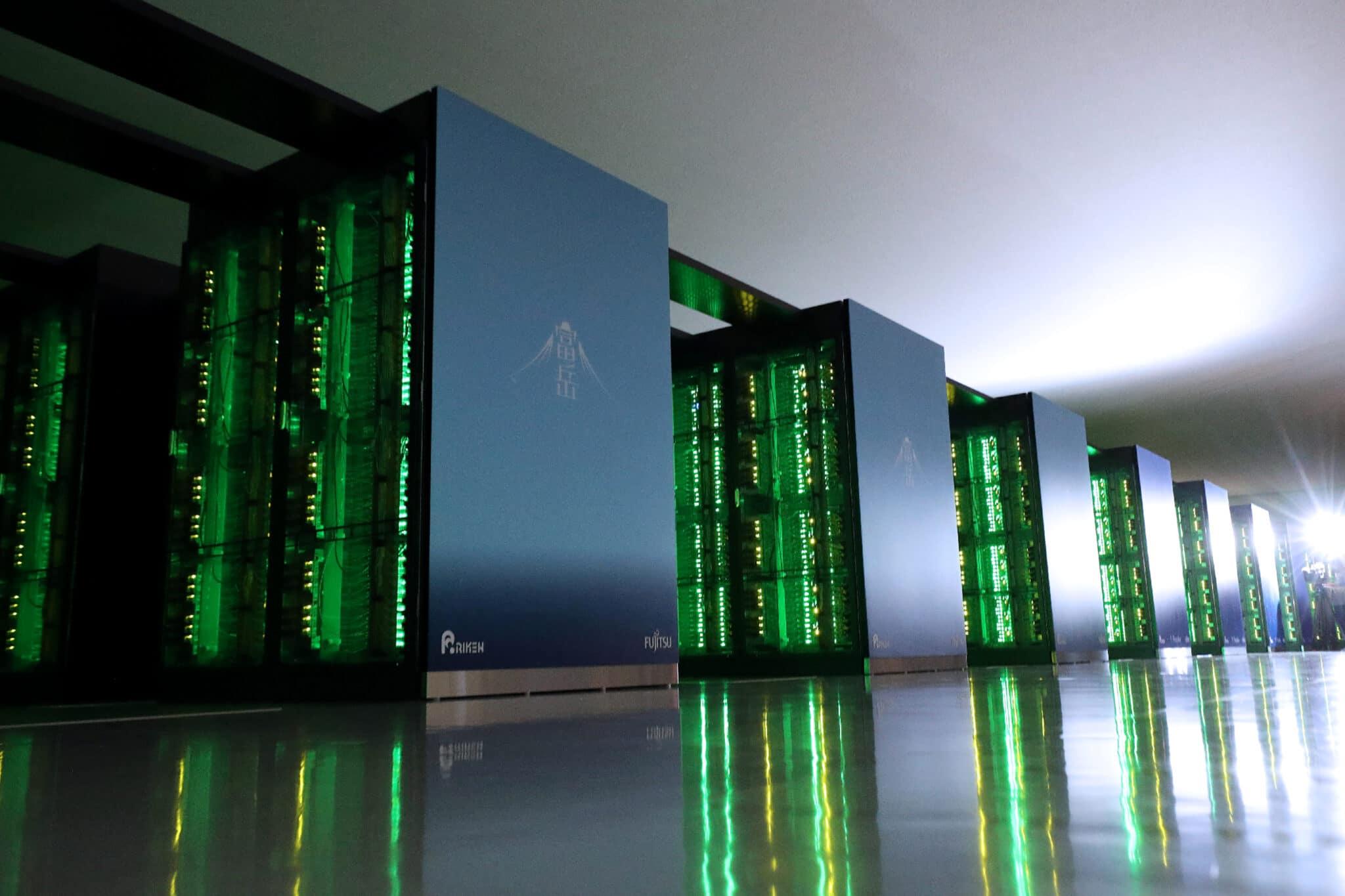 Fugaku supercomputer giapponese
