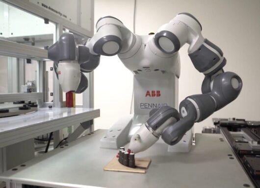 Scuola e robotica collaborativa: nasce Robo Lab