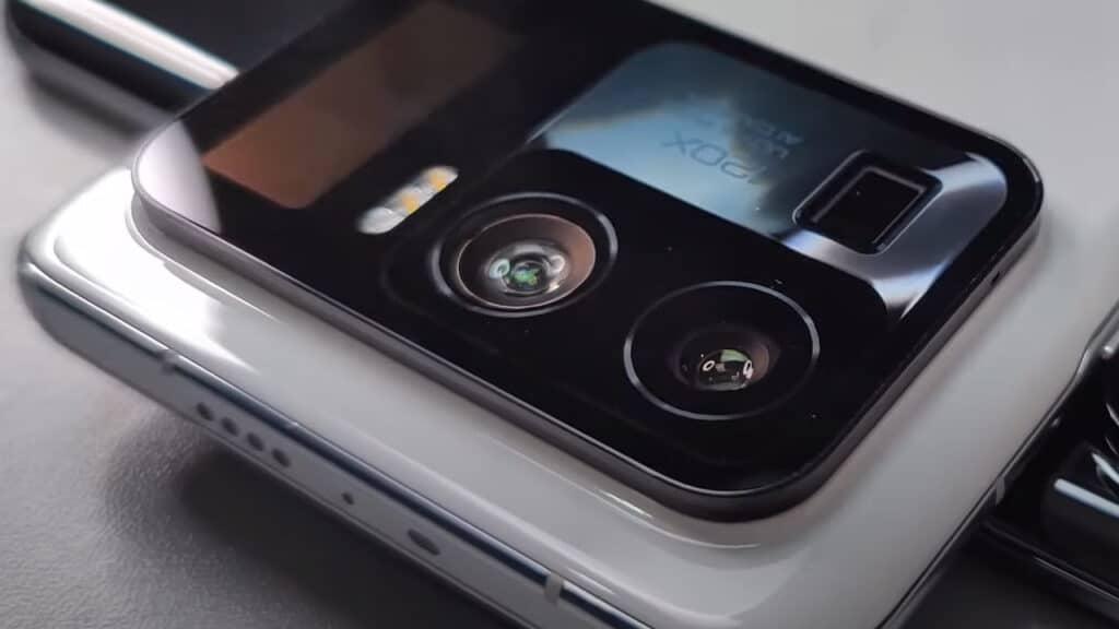 Il comparto fotografico di Xiaomi Mi 11 Ultra. Fonte: Cellulari.it