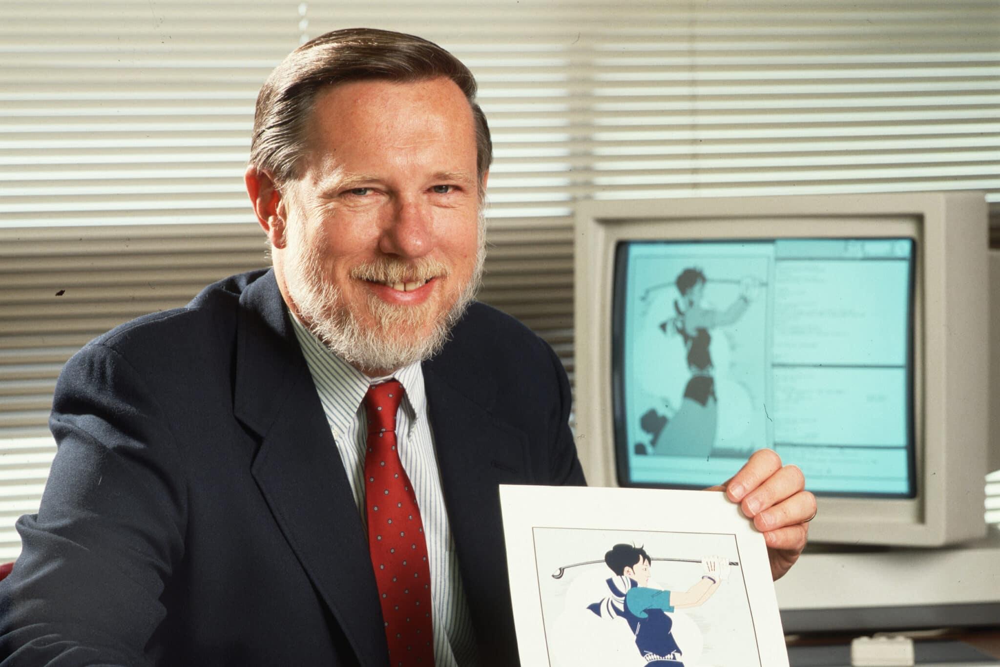 Charles Geschke inventore Adobe PDF