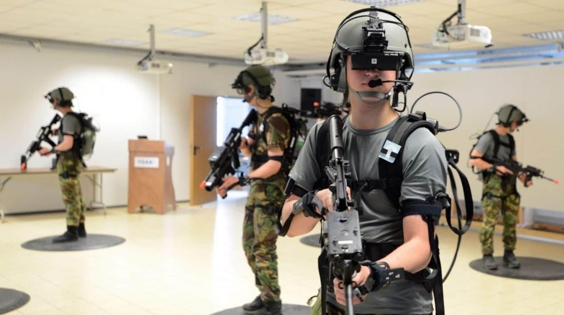 Microsoft HoloLens esercito americano