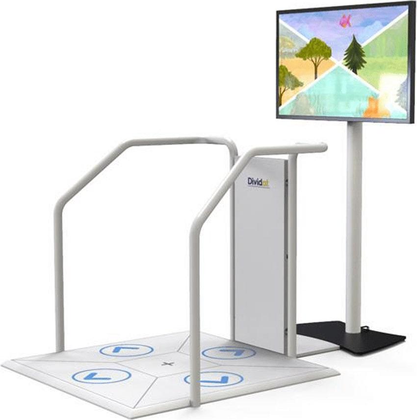 Utilizzare i videogiochi per combattere la demenza. Credits: Dividat